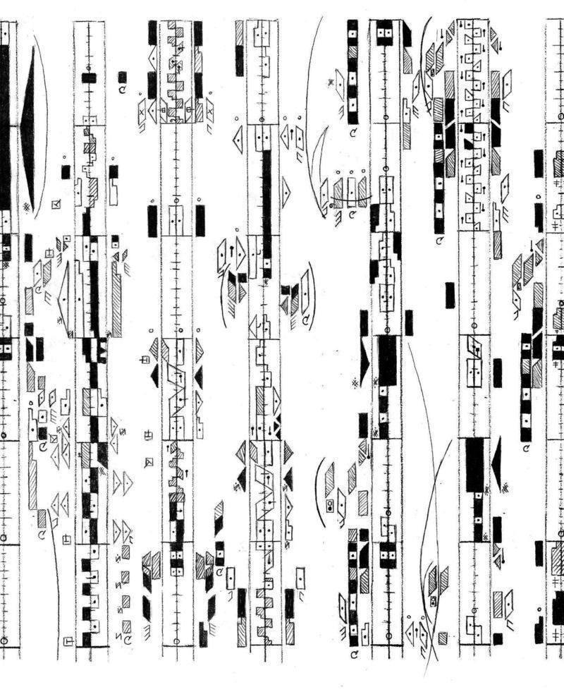 Las partituras del movimiento